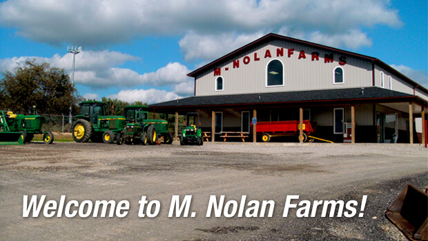 Welcome to M. Nolan Farms!